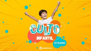 Culto Infantil | Igreja Presbiteriana do Rio | 27.12.2020