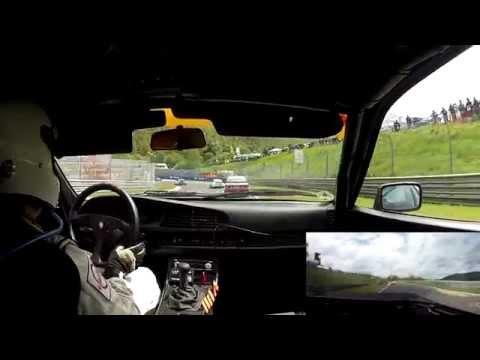 Youngtimer Trophy 2012 Porsche 944 Turbo S ADAC Westfalentrophy am Nürburgring