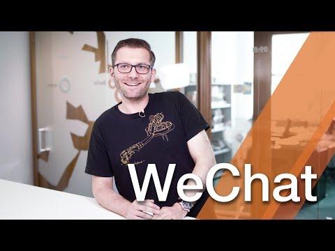 WeChat - So Nutzen Unternehmen Die Allround-App I OSK Media Vlog #2