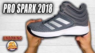 Unboxing Adidas PRO SPARK 2018