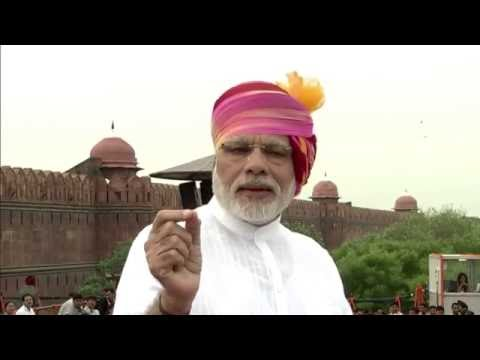 LIVE: Narendra Modi Speech At 70th Independence Day, Red Fort || 15th August,2016 ||