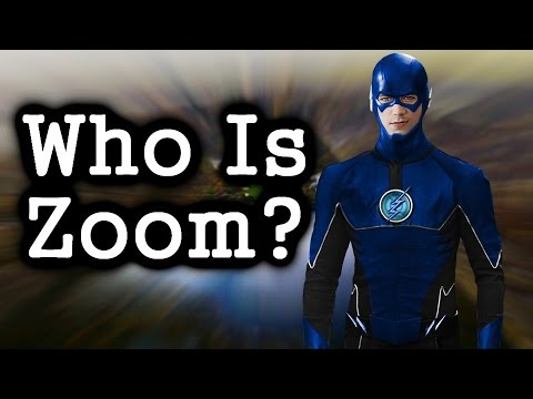who is zoom the flash season 2 youtube