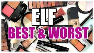 ELF COSMETICS | Best & Worst 2018