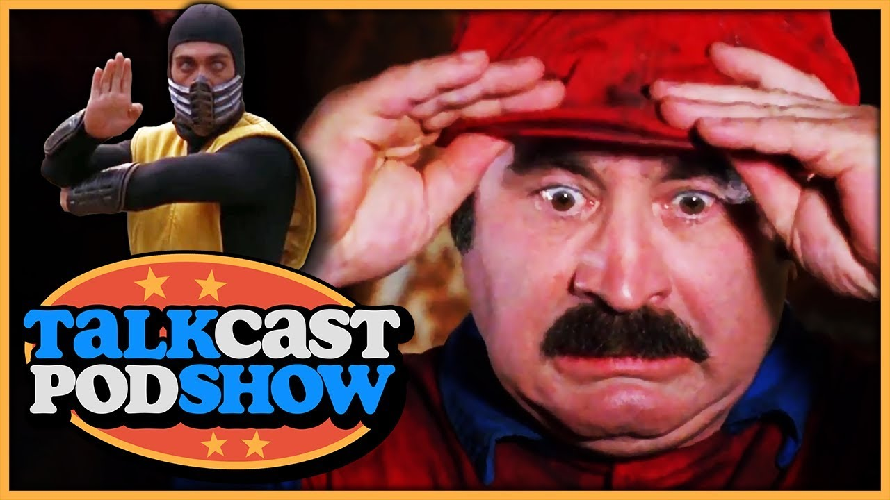 Should Video Games Even Be Movies? | Talkcast Podshow Ep. 9 - TeamFourStar (TFS)