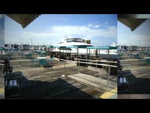 Iy >> Halifax Harbor Marina and Blue Grotto Restaurant - Daytona Beach Florida - YouTube