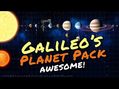KSP Galileo's Planet Pack - Ep 1 - Exploring the system