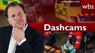 Dashcam-Aufnahmen vor Gericht zulässig? Neues Urteil! | Rechtsanwalt Christian Solmecke
