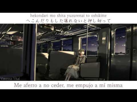 Fujita Maiko ~ Kono Mama Densha Ni Notte (SUB ESP/ROM) 藤田麻衣子「このまま電車に乗って」LIVE