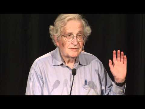 "Noam Chomsky - ""The machine, the ghost, and the limits of understanding"""
