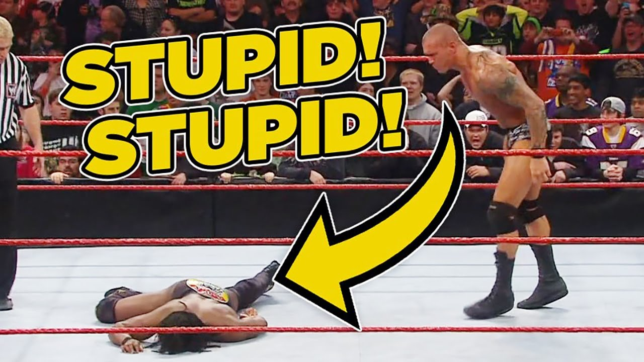 10 Wrestling Mistakes & Botches That Became Storylines