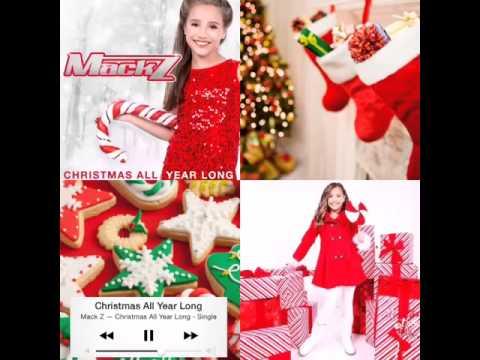 Christmas All Year Long - Mack Z - YouTube