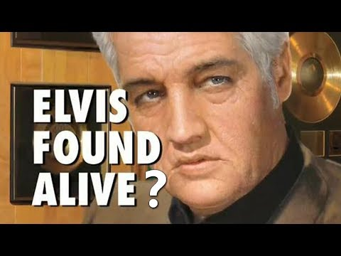 Man Claims He Has Proof Elvis Presley Faked Death