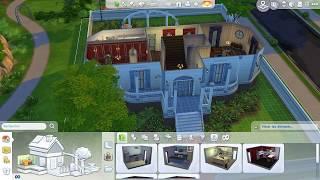 Sims 4 - Maison de luxe part1