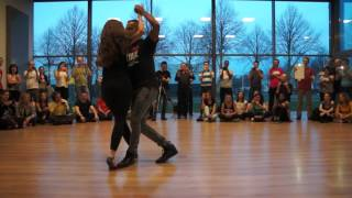 00202 BDF2017   ACD with Mathilde and Alex ~ video by Zouk Soul