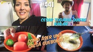 Carne asada ! Como aser una salsa Guebona ! VLOG #441