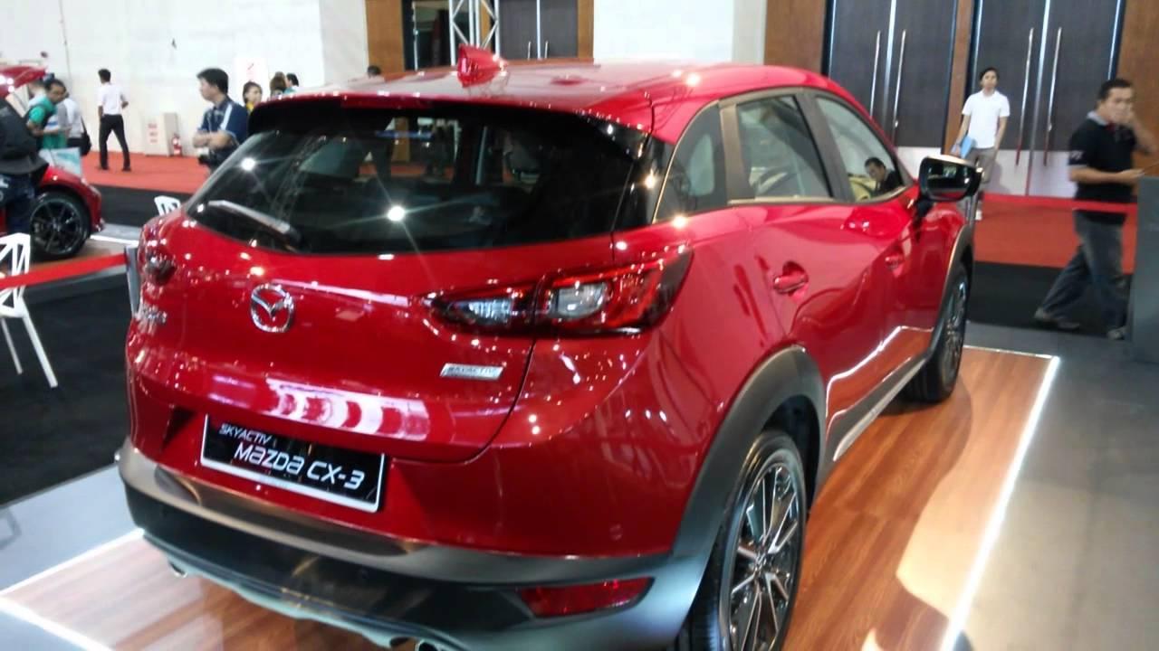 Mazda Cx3 Soul Red 2016 In Malaysia Asia Cbu Japan Youtube