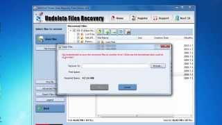 How to Recover Lost Data Using Mini Tool Power Data Recovery