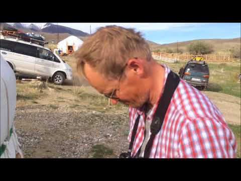 Birding in Altai and NW Mongolia, June 2017