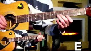 Вальс - Под небом Парижа - (СОЛО НА ГИТАРЕ) Тональность ( Еm ) Как играть на гитаре песню(Первые аккорды на гитаре https://www.youtube.com/user/samouchkanagitare Все инструменталки на сайте http://samouchkanagitare.ru/instrumental-2/..., 2014-12-29T13:35:24.000Z)