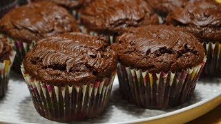видео Кекс с вишнями и шоколадом
