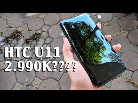 HTC U11 giá 2990K? Mua ngay đi chờ chi