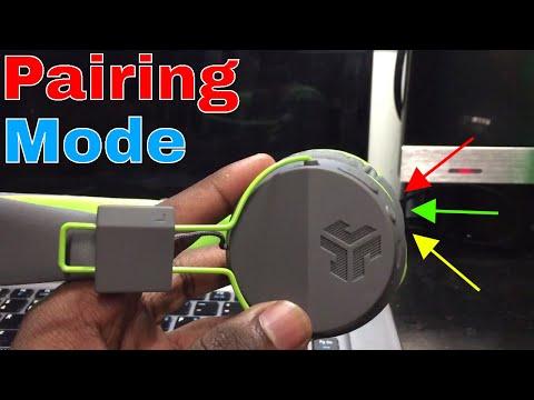 How To Pair JLab Bluetooth Headphones | JLAB | Get Fixed