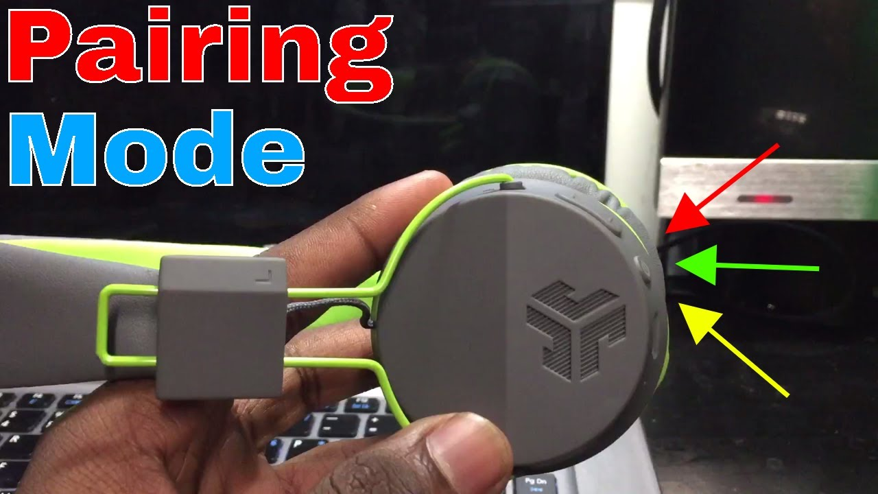 How To Pair JLab Bluetooth Headphones   JLAB   Get Fixed
