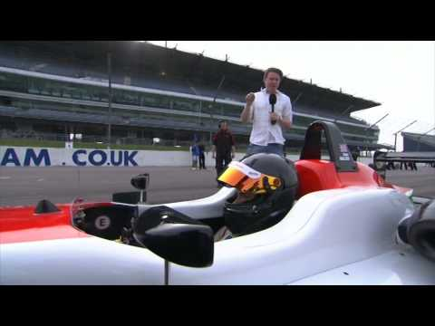 Cooper Tires British F3 Championship 2014 R123