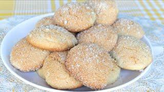 Delicioso Biscoito Feito Com Farinha de Arroz Integral  Fofinho
