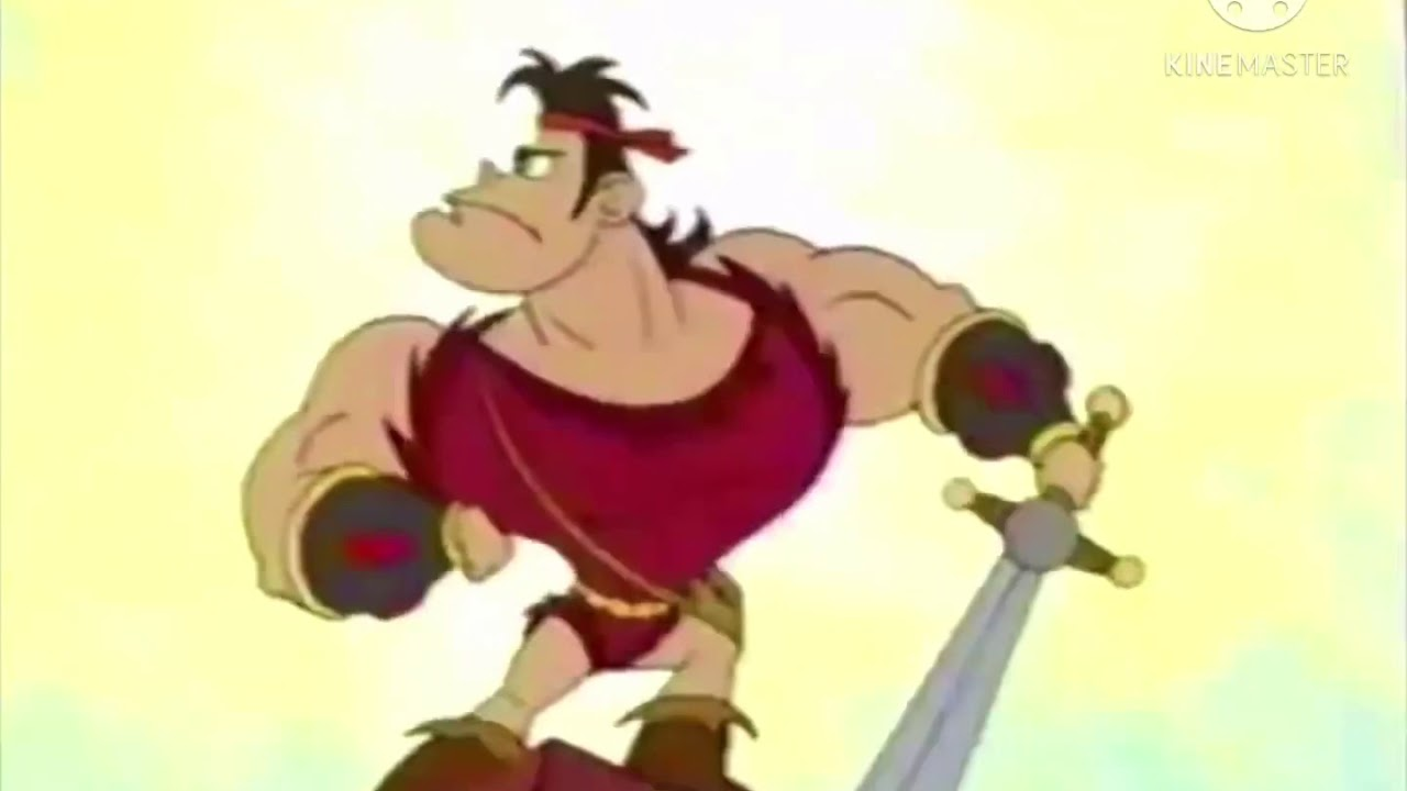 Download Toon Disney Dave The Barbarian Promo #2 (Early 2005)