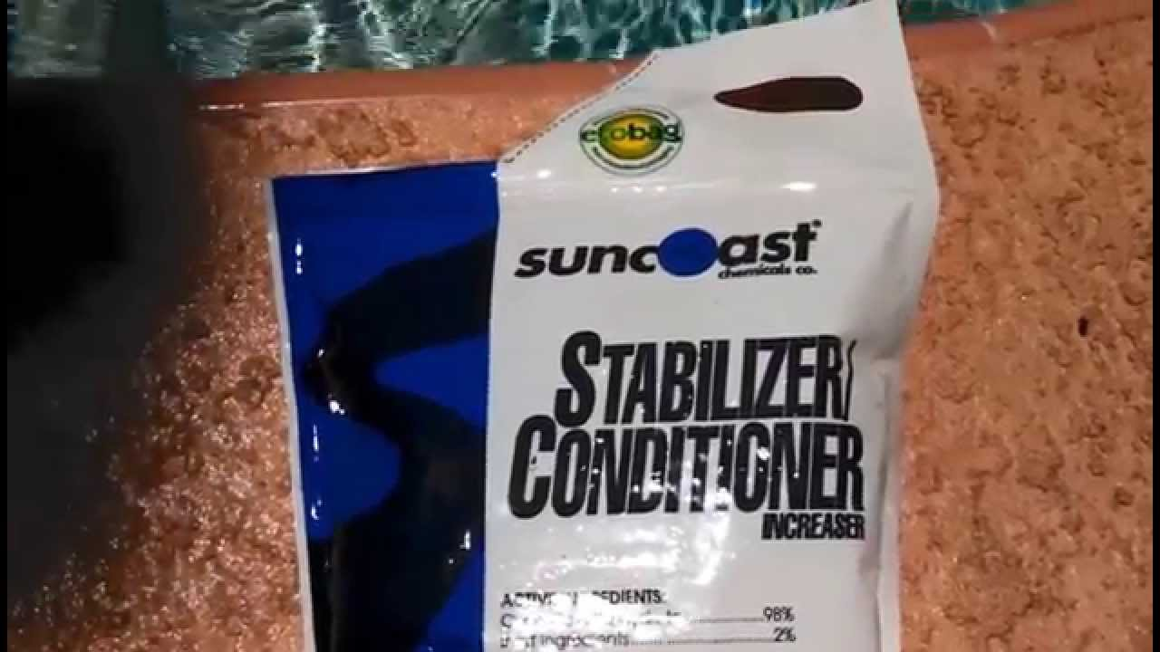 Swimming Pool Stabilizer Conditioner Cya Cyanuric Acid