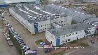 filmowanie i zdjęcia z drona. Dron w fabryce. SzkoleniaDrony.com
