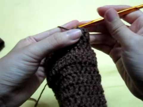 Cách móc găng tay bỏ ngón cho nam - phần 3 - hết  (vòng 9-11)