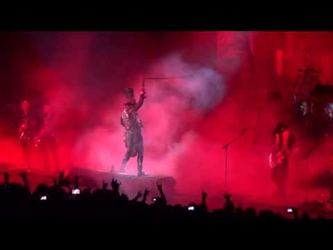 Alice Cooper - Welcome to My Nightmare - Go to Hell - live at Crocus City Hall Moscow 07.10.2013