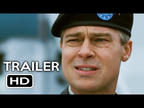 Thumbnail: War Machine Official Trailer #2 (2017) Brad Pitt Netflix Comedy Movie HD