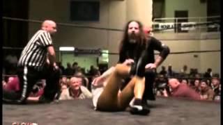 Eric Freedom w/ Armondo Estrata vs. Lance Allen w/ King Kong Bundy GLCW BB5