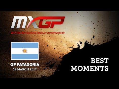 MXGP of Patagonia - Argentina 2017 MXGP Qualifying Best Moments #Motocross