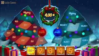 Gaming1 Christmas Dice - Jeu de casino Belge - Luckygames