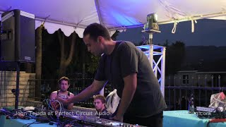 Perfect Circuit Audio Grand Opening 2015 -John Tejada - video by Synthbug