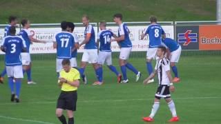 2. Spieltag: 1. FC Bocholt - SSVg Velbert 0:3 (0:1)