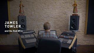 James Towler - Red 8Pre // Focusrite Pro