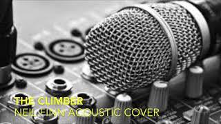Neil Finn-The Climber -Acoustic cover
