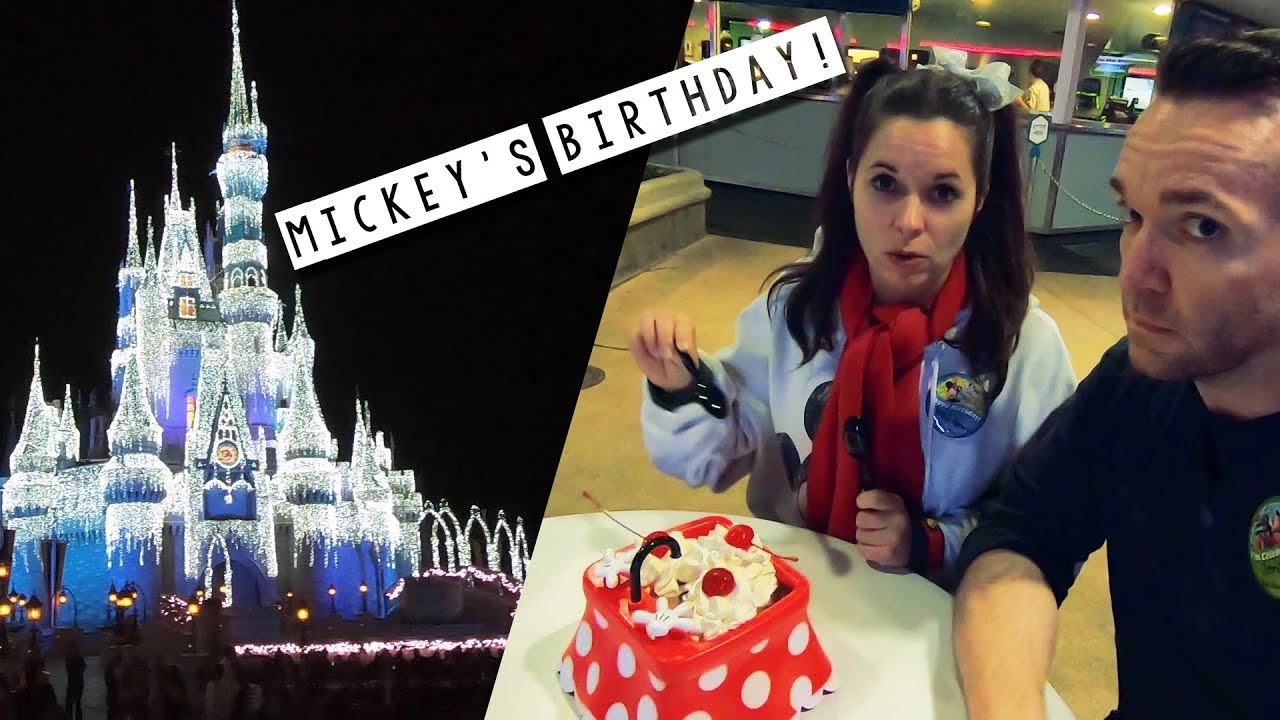 Celebrating Birthdays And Easing Into Christmas At Magic Kingdom