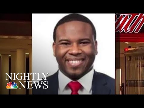 Dallas Officer Who Fatally Shot Neighbor Arrested On Suspicion Of Manslaughter | NBC Nightly News