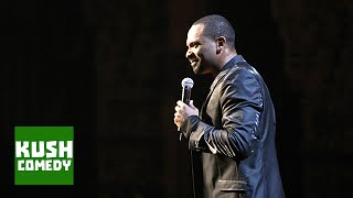 Obama and Weed - Mike Epps: Under Rated, Never Faded & X -Rated