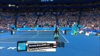 Теннис. Hopman Cup 2015. Финал. Женщины