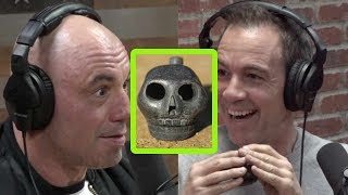 Joe Rogan and Bryan Callen Have Fun with Aztec Death Whistle