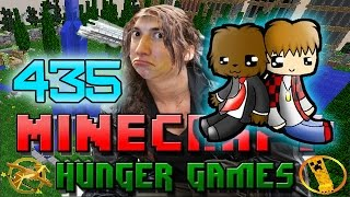 Minecraft: Hunger Games w/Mitch! Game 435 - #Merome