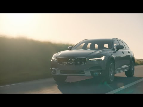Volvo V90 Cross Country - l'aventure sans limite