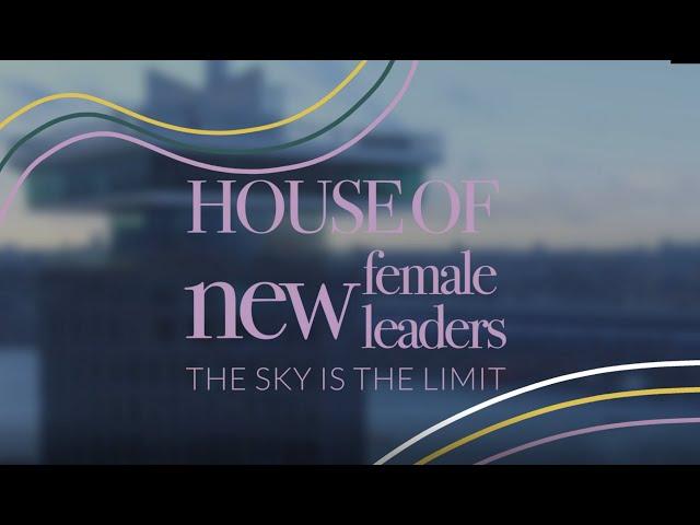 Caroline Glasbergen - Aftermovie House of New Female Leaders